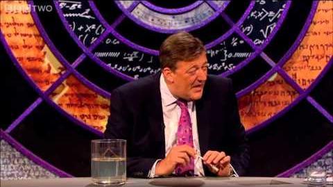 Square Bubbles - QI - Series 10 Episode 11 - BBC Two