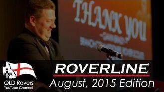 Roverline - August, 2015