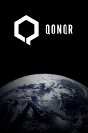 Qonqr splash screen