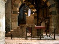 Königsthron Aachener Dom