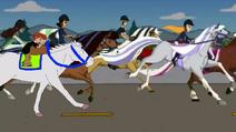 Huey Dewey & Louie's Stallions 67
