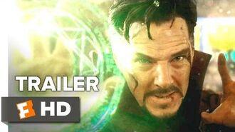 Doctor Strange Official Trailer 1 (2016) - Benedict Cumberbatch Movie