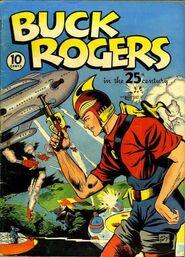 Buck Rogers Nr 01 (1940)