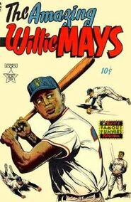 Amazing Willie Mays Nr 01 (1954)