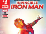 Revisão: Invincible Iron Man 1 (2016)