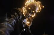 Ghost Rider Marvel Agents