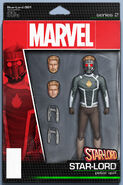 5536879-0c+star-lord 1 christopher action figure variant