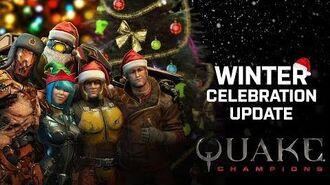 Quake Champions – Actualización de la celebración invernal-0