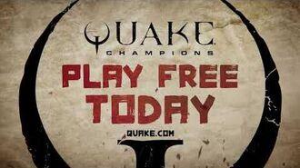 Quake Champions QuakeCon 2018 Official Trailer