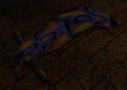 Slug corpse