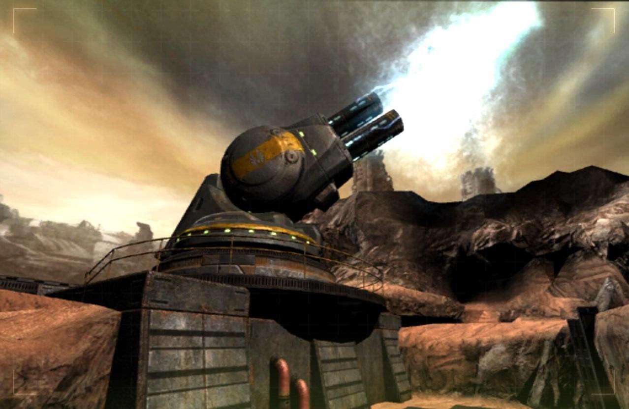 Strogg Air Defense Cannon | QuakeWiki | FANDOM powered by Wikia