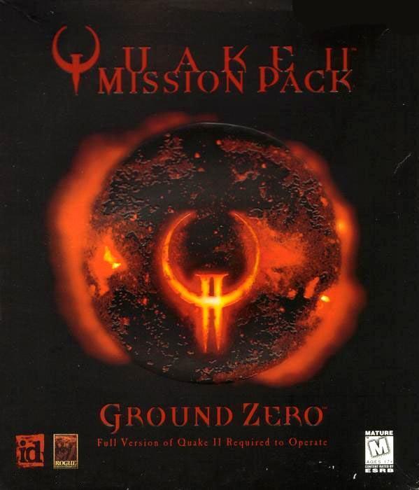 Quake II Mission Pack: Ground Zero   QuakeWiki   FANDOM powered by Wikia