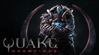 Quake Champions – Scalebearer Champion Trailer