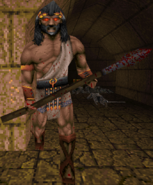 Quake's Guardian