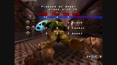Quake 3 - Tier 4 The Nameless Place