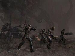Strogg invaders