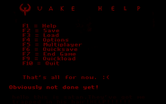 QuakeBeta3-HelpScreen