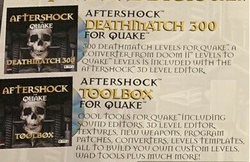 Aftershock for Quake   QuakeWiki   FANDOM powered by Wikia