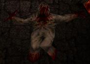 Shambler corpse