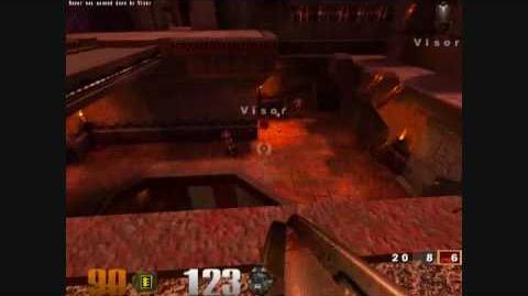 Quake 3 - Tier 5 Lost World