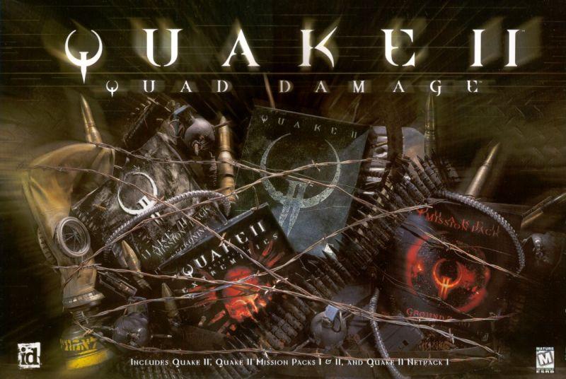 Quake II: Quad Damage | QuakeWiki | FANDOM powered by Wikia