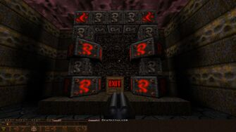 E3M2 - The Vaults of Zin (Deathmatch)
