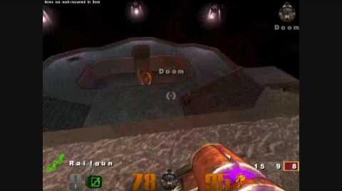 Quake 3 - Tier 6 The Bouncy Map