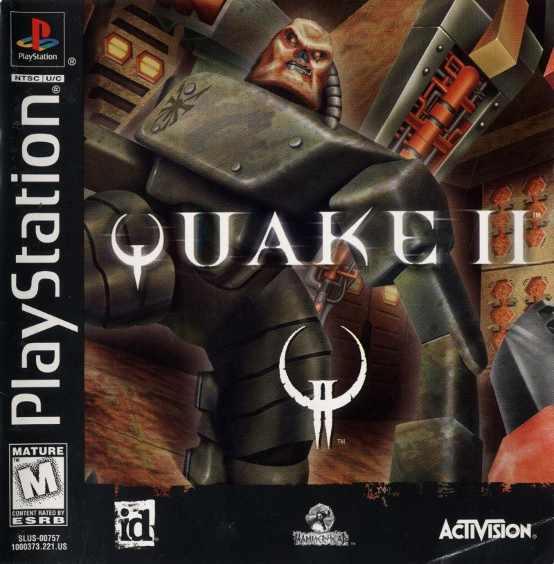 Quake II (PSX version) | QuakeWiki | FANDOM powered by Wikia