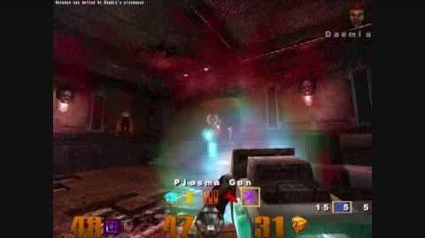 Quake 3 - Tier 2 The Forgotten Place