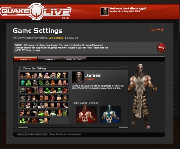 James   QuakeWiki   FANDOM powered by Wikia