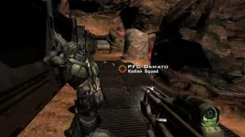 Quake 4 - Level 02 General