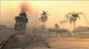 Enemy Territory Quake Wars (Game Trailer)