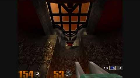 Quake 3 - Tier 2 The Proving Grounds
