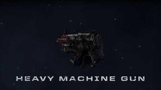 Quake Champions - Weapons Demo Video - Heavy Machine Gun
