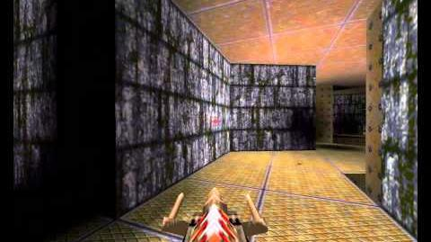 Quake 1 Dissolution Of Eternity - Episode 2 (The Corridors Of Time) - Map 3 (Elemental Fury II)