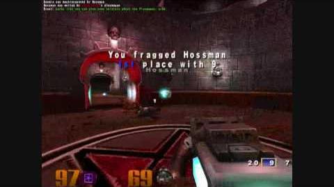 Quake 3 - Tier 2 The Camping Grounds
