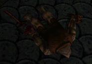 Ogre corpse