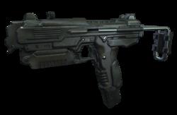 Machinepistol-world