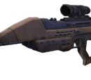 N80 Scoped Assault Rifle