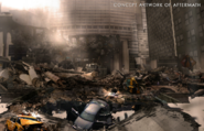 Concept artwork of aftermath