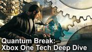 Quantum Break An Xbox One Tech Showcase