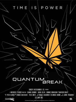 Quantum Break Theatrical Poster