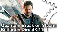 Quantum Break PC Better on DirectX 11! GTX 970 1060 vs RX 480 Gameplay Frame-Rate Tests