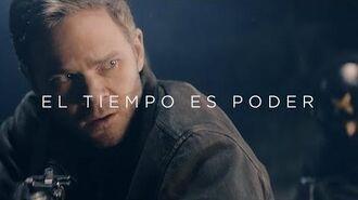 """Quantum Break Tráiler """"El Cementerio"""""""