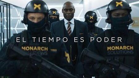 "Quantum Break Tráiler de Acción Real ""Villanos"""