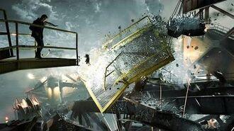 Quantum Break Demo - Gamescom 2014