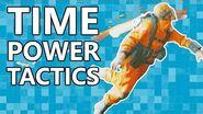 QUANTUM BREAK Time Powers and Tactics