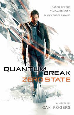 Quantum Break Zero State Cover