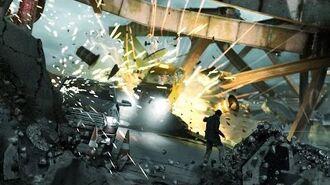Quantum Break Full Gameplay Demo