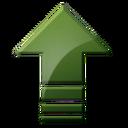 Reverse gravity icon